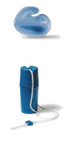 Schwimmschutz mit wasserdichtem Behälter